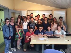Nos stagiaires Erasmus+
