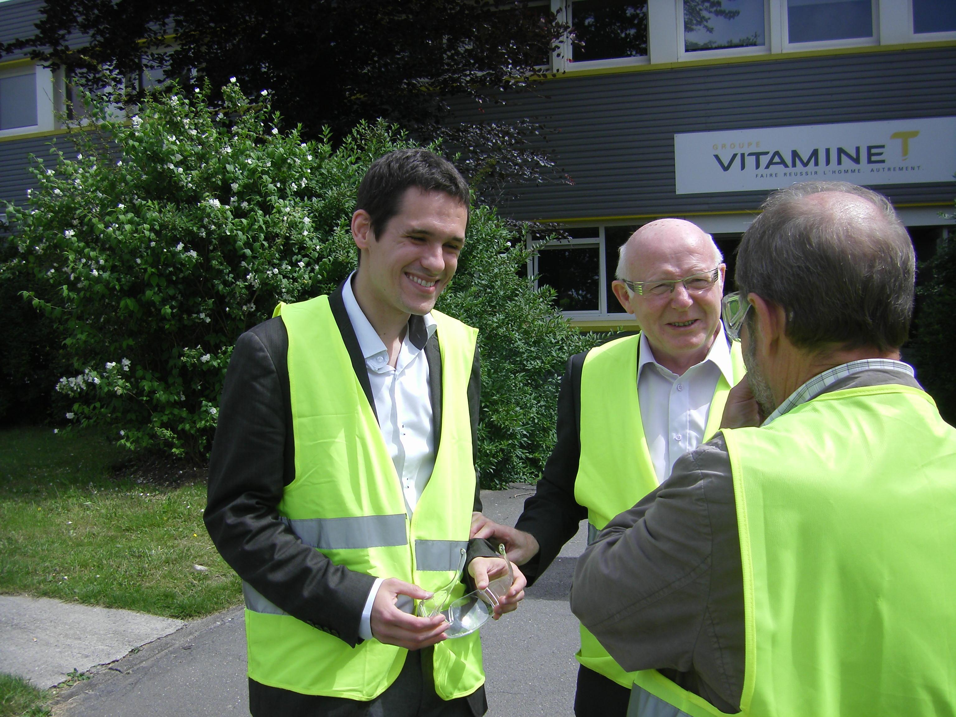 Visite de coopératives 2012